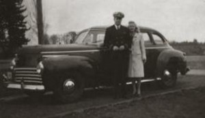 War-time weddings - part of an oral history project for oral history interview transcription